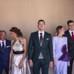 Un posado para el fotografo de la boda con mejores opiniones en Toledo.