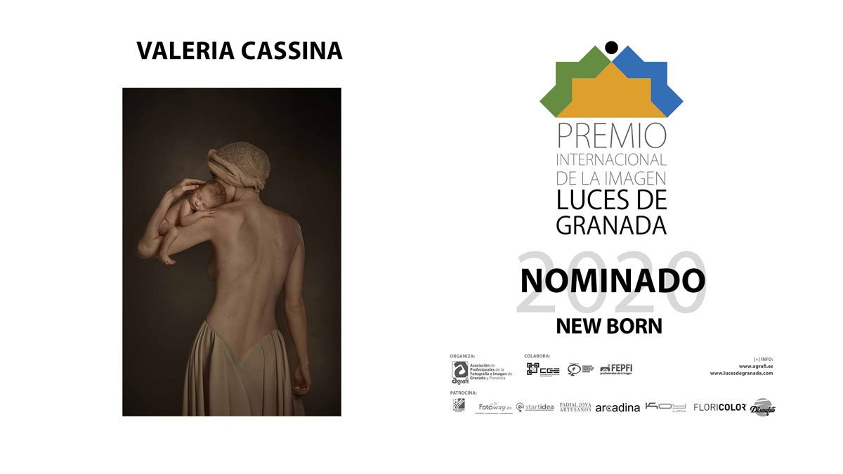 Imagen de fotografías nominadas a premios fotográficos.
